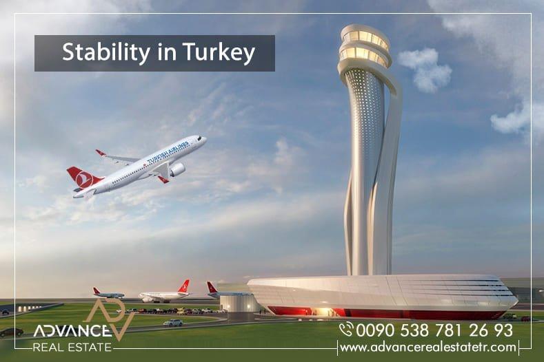 Stability in Turkey 1