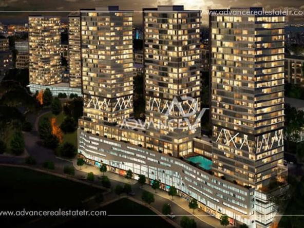 مشروع سكني للبيع في اسطنبول