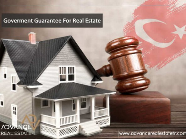 Government real estate guarantee