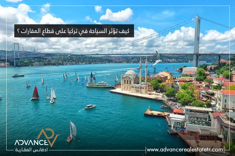 تؤثر السياحة في تركيا على قطاع العقارات الصفحة الرئيسية
